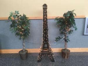 6 1/2' Eiffel Tower Rental
