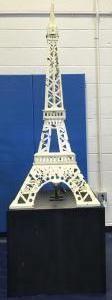 5 1/2' - 7 1/2' Eiffel Tower Rental