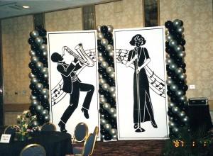 Jazz Poster Rental
