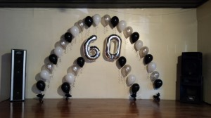 Mylar Birthday Numbers