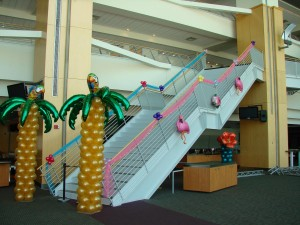 Palm Tree / Tropical