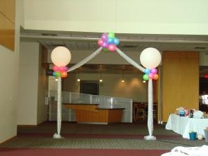Lamp Post Arch