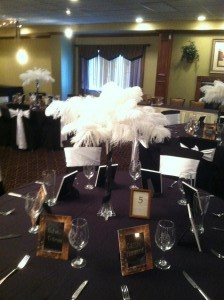 Feathers Great Gatsby